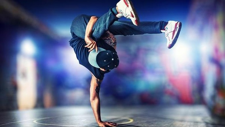 Break dance танцы для детей